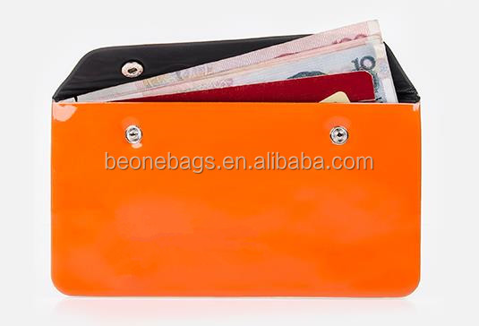 Alibaba china wholesale slim pvc private label wallet