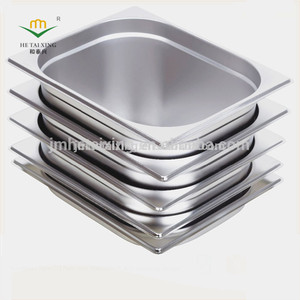 High Quality Stainless Steel Gastronorm Food Container GN Pan
