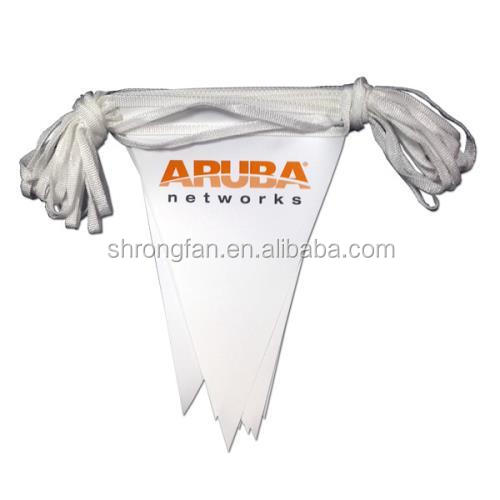 Catalogue printing advertisement product promotion item custom bunting flags