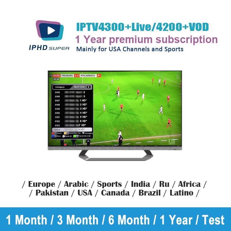 1 year iptv subscription, 1 year iptv subscription Suppliers