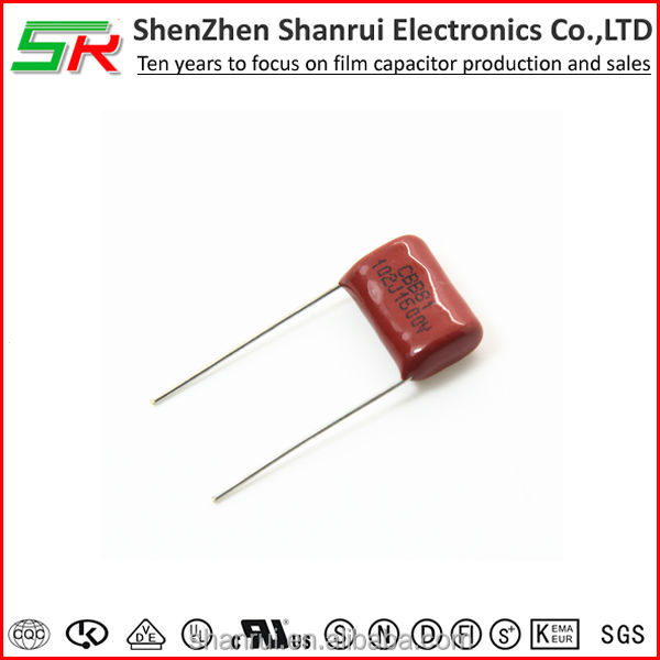 high farad capacitor cbb81 1uf 1600v