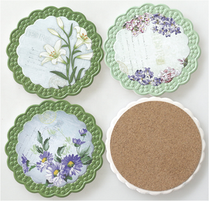 Ceramic Kitchen Trivet, Ceramic Kitchen Trivet Suppliers and ...