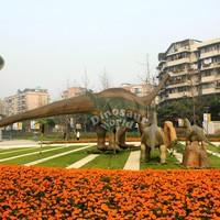 Game Center Giant Robot Dinosaurs for Garden Landscape Decoration