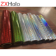 Self adhesive holographic iridescent plastic film roll with quality warranty
