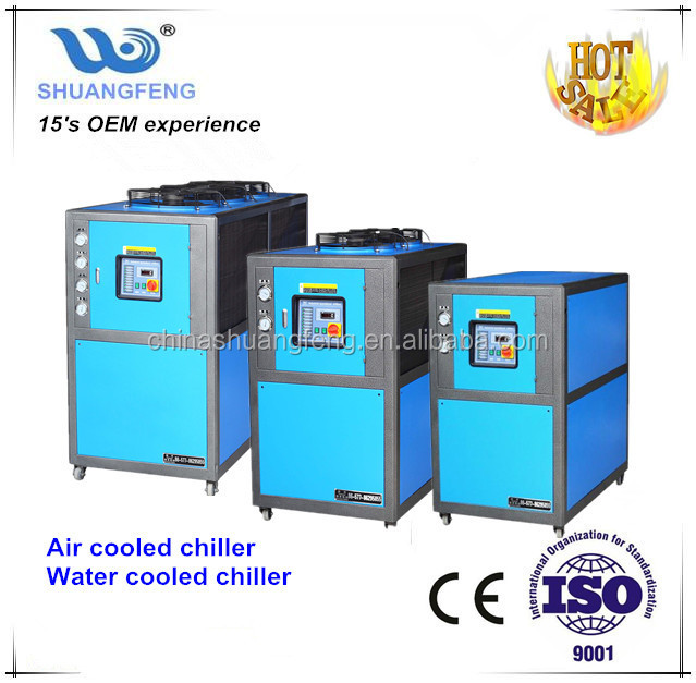 SHUANGFENG industrial air cooled chiller plant