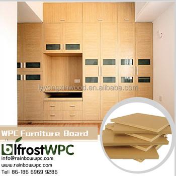 Promotional Sale High Quality Waterproof Wpc Plate Wpc Foam Board Pvc Foam Board For Bathroom