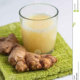 NFC clear frozen natural ginger juice for not from concentrate
