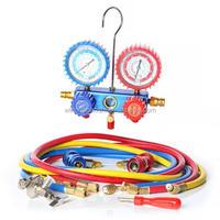 Manifold Gauge Sets for R134a,R12,R22,R502 refrigeration manifold gauge