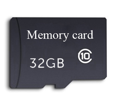 Factory wholesale 100% Real and full capacity OEM memory sd card 32GB cheap price, Black