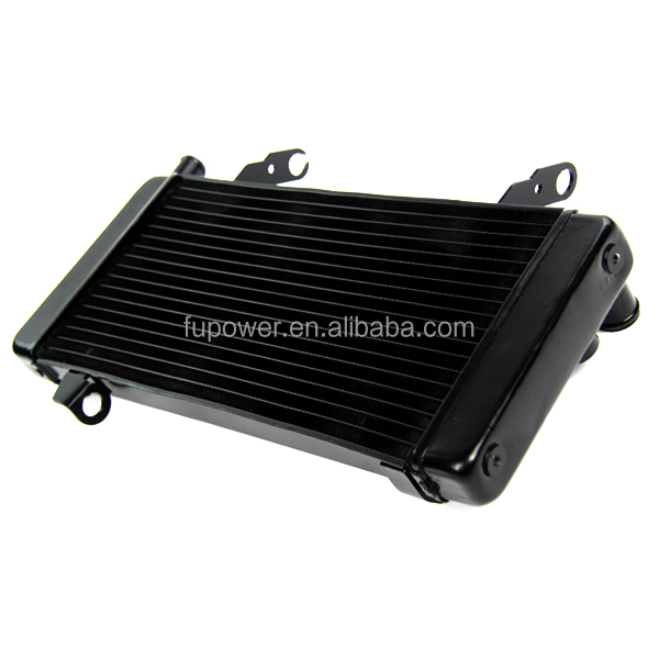 Direct replacement Steet Bike Radiator FOR Suzuki SV1000 SV1000S K3 K4 K5 2003-