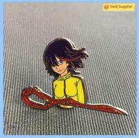 China manufacturers High Quality Custom Cloisonne Hard Enamel Lapel Pin wholesale