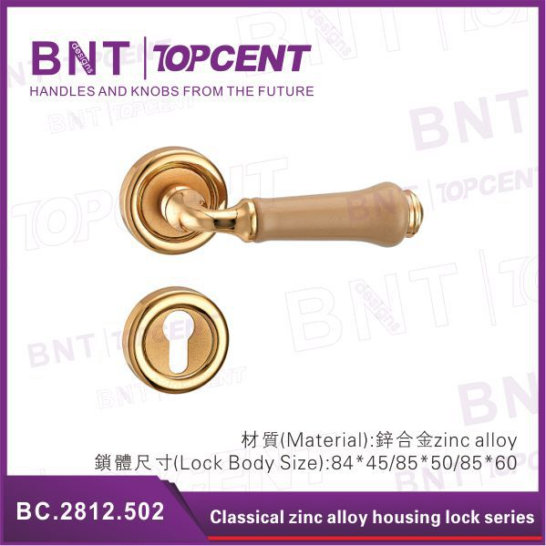 Cabinet hardware popular zinc alloy furniture handle