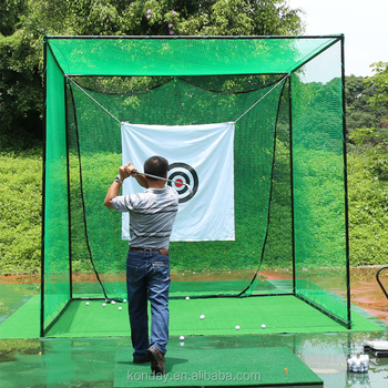High Quality Backyard Golf Practice Net And Cage - Buy ...