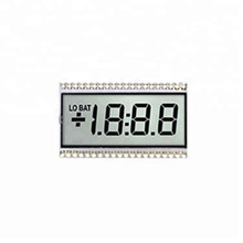 Custom 7 segment 4 digit <span class=keywords><strong>lcd</strong></span> <span class=keywords><strong>display</strong></span>, lcm <span class=keywords><strong>display</strong></span>, tn 7 segment