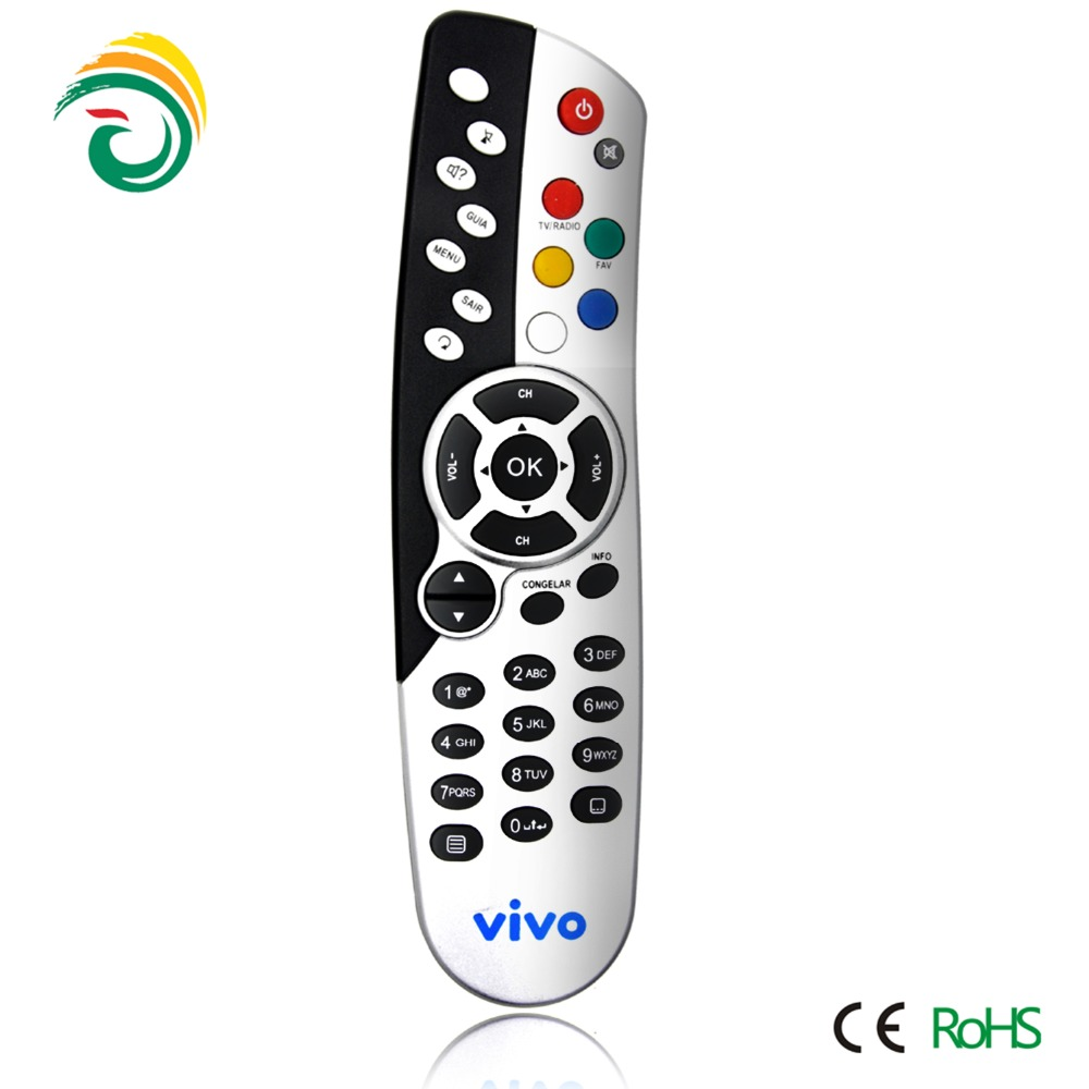 Wireless polpular world tv remote control codes with 100% waterproof