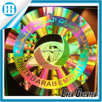 2015 New 3D Hologram Sticker