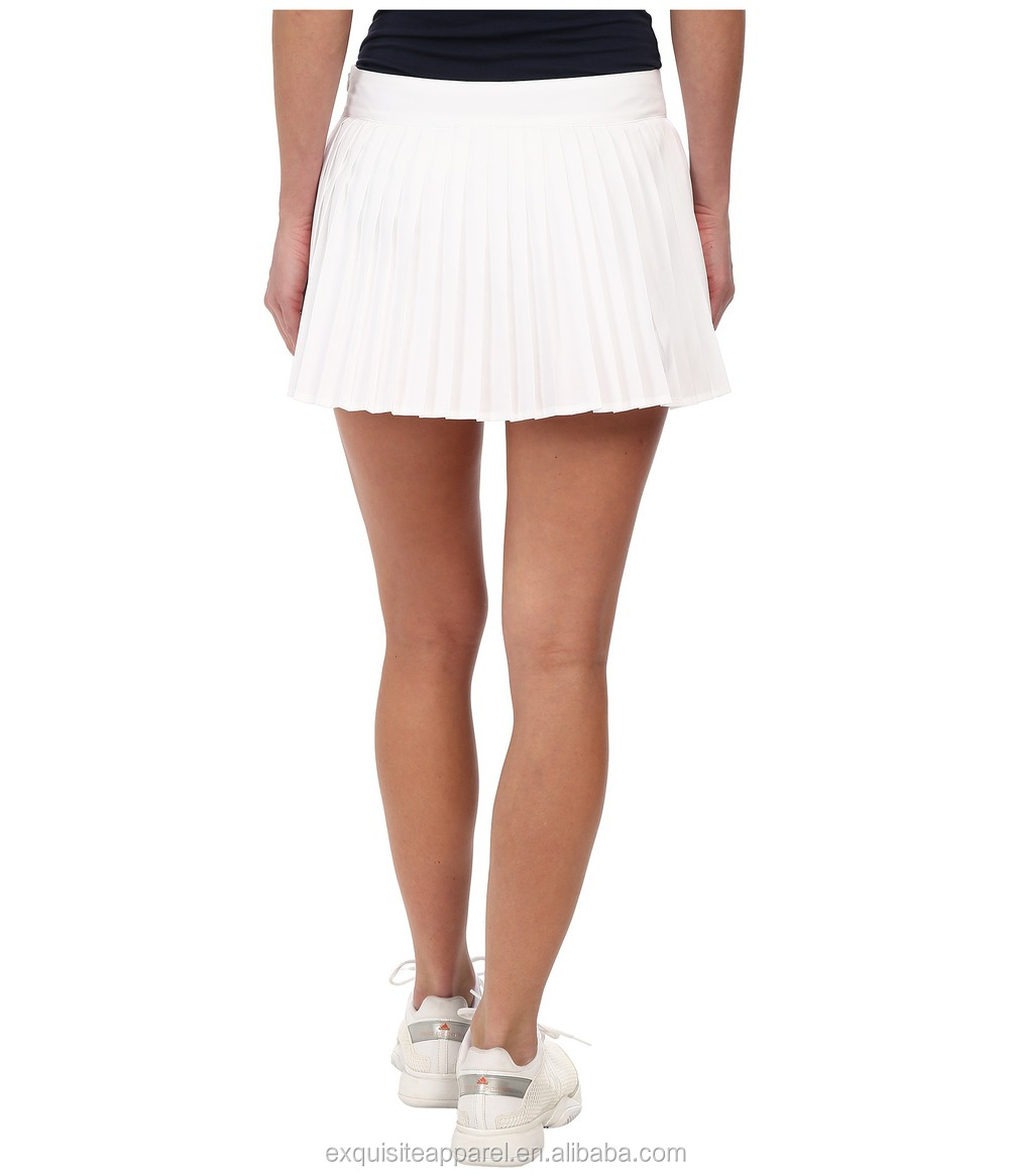 2c46fb3799 Custom 100% Polyester Pleated Tennis Skirt/Tennis Clothing Bestsellers in  China