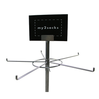 China best socks hanging display rack stands stand