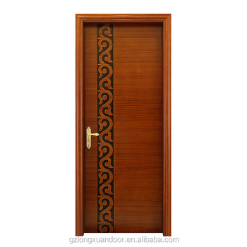 High Quality Modern Gate Designs Bedroom Door Hotel Decorations Bamboo With Frame Jamb