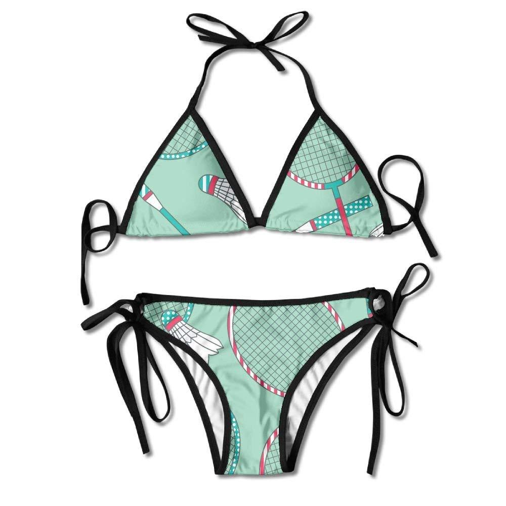 ac5095938524 Get Quotations · Bikinis For Women, Badmintons Green Womens Sexy Triangle  Brazilian String Bikini Cover Underwear Panties Bikinis