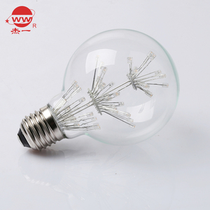 LED Star Bulb G80 1.5-2W Dimmable