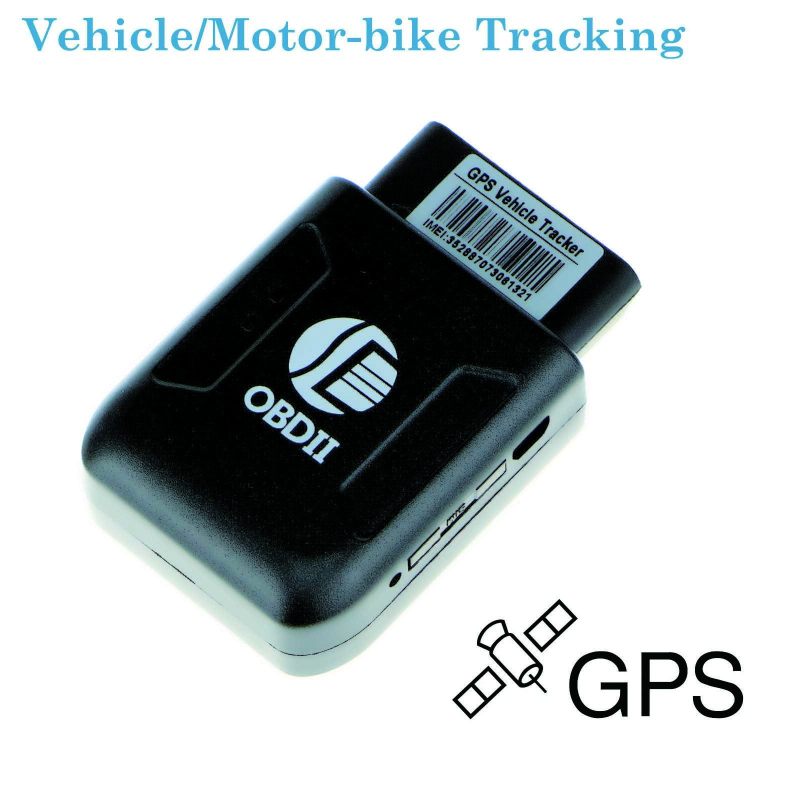 LinkStyle OBD II Car Vehicle Truck GPS Realtime Tracker Mini OBD2 Tracking Device GSM GPRS