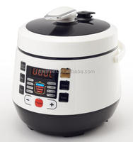 Automatic electric pressure cooker with keep pressure cooker CR-40
