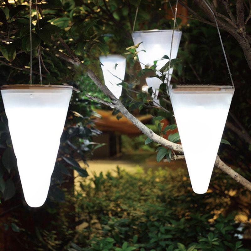 Solar Lights Unique: Solar Garden Lantern Chandelier Lantern Garden Villa