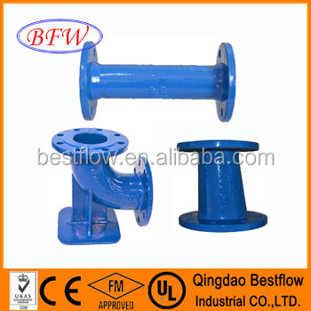 Ductile iron fitting iso2531