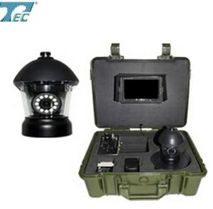 Underwater fishing monitor video camera TEC710DS-F underwater deep search fishing camera on sale.