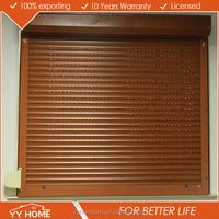 YY Home exterior aluminium window metal rolling shutter