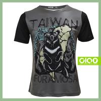 Ciao sportswear online sale heat transfer printing t-shirt printing sticker for sport