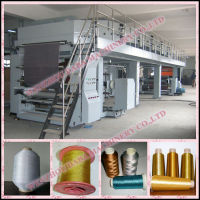 TB1600 High Speed Metallic Yarn Coating Machine