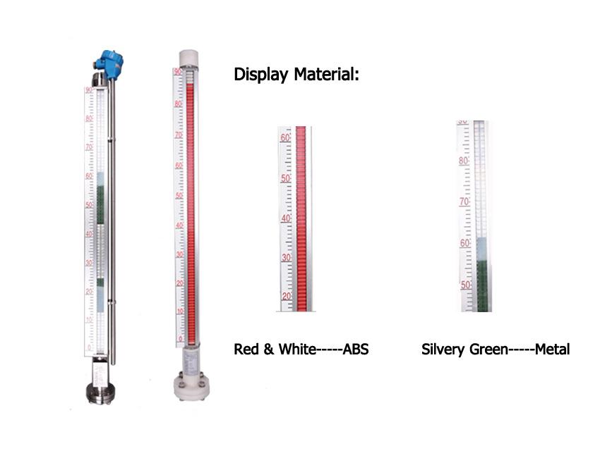 Vacorda oem manufacturer for water tank level gauge