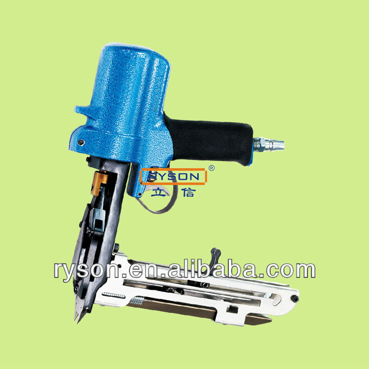 1.8mm Diameter Hog Ring Pneumatic Gun