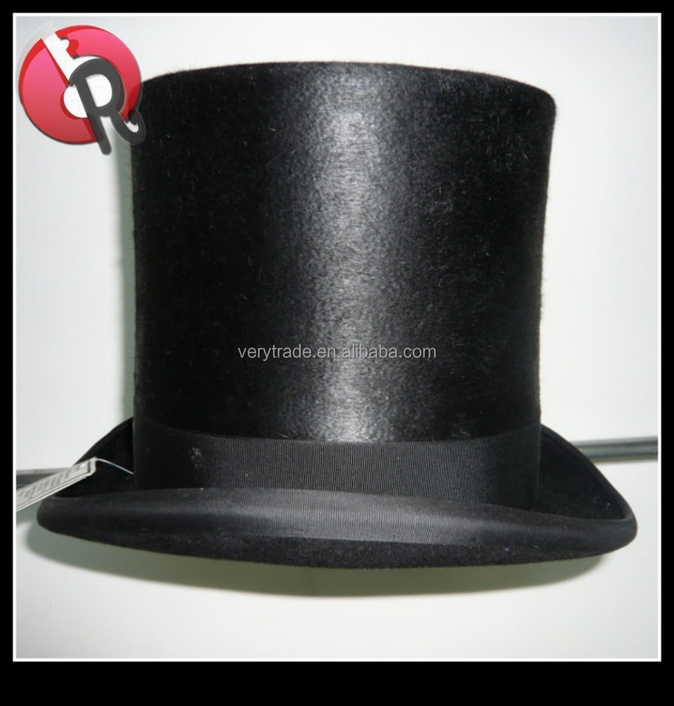 Mad Hatter Top Hat 2731e71ba484
