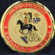 FREE artwork design and shipping brass hard enamel RCMP Challenge Coins