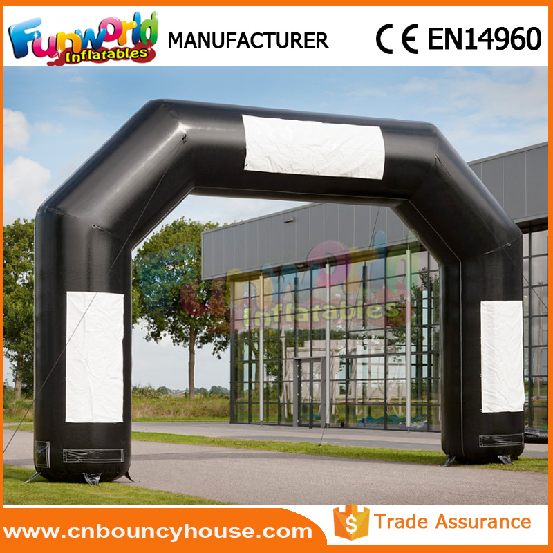 New inflatable entrance archway balloon arch Inflatable arch