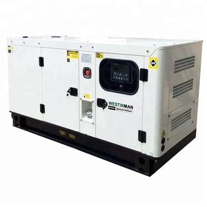 USA brand diesel genset 20kw 25kva super silent diesel generator with 4b3.9-g1 engine