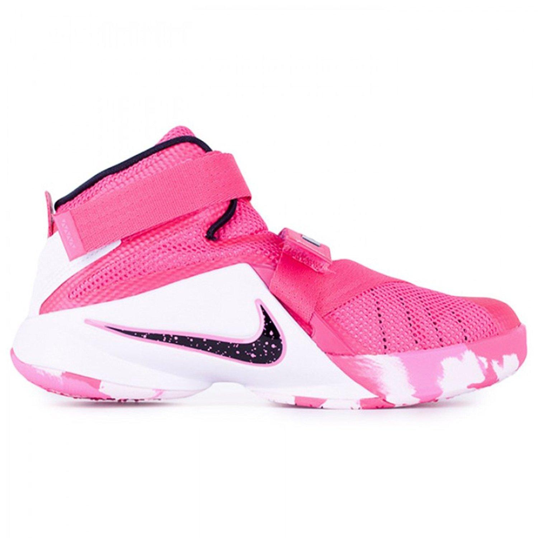 brand new 574dc 06eb6 Boys Kids Lebron James Nike Shoes Size 1Y Basketball Shoes Pre-owne