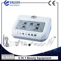 Factory Price 6 IN 1 with spot removal beauty machine with high quality