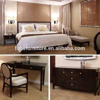 Commercial American Hotel Motel Room Furniture