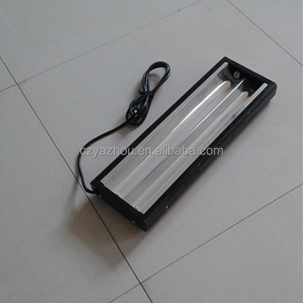 panel T5 HO fluorescent fixture for pepper