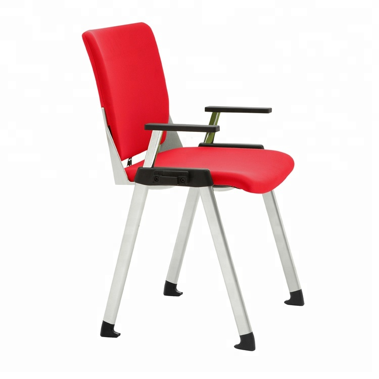 Armrest design conference waiting room chairs for sale
