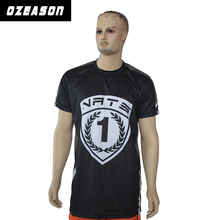 Wholesale Custom Print Design Blank Men T shirts By China Clothing Manufacturer