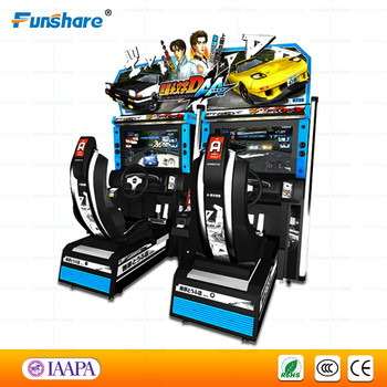 Funshare Driving Simulator Low Price Arcade Games Car Race Game ...