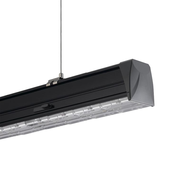 Cri 95 Bmx 4s Stores Led Linear Trunking Light Emergency Sensor ...