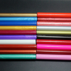 wax seal sticks use for hot melt glue gun 32 colors sealing wax made of Turpentine Paraffin and pigment