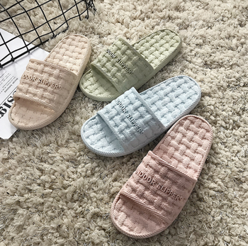 7dbe6a3d808e Bath Slipper Women Men Non-Slip Open Toe Massage Unisex Shower Sandals  Indoor Anti-