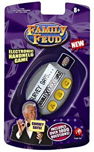 Family Feud Electronic Handheld Game